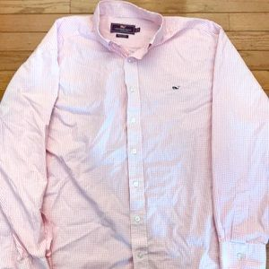 Vineyard Vines Men's Button Down Shirt, Size XL